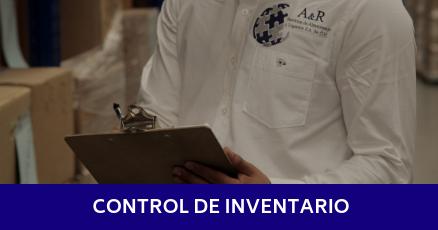 ar logistica control de inventario