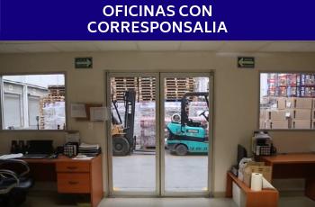 cargo y logistica oficinas