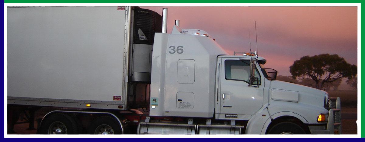 servicios de almacenaje y logistica camion de carga